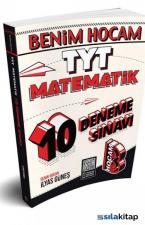 Benim Hocam TYT Matematik 10 Deneme Sınavı