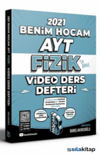 Benim Hocam Yayınları 2020 AYT Fizik Video Ders Notları