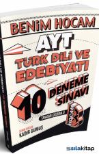 Benim Hocam Yayınları2020 AYT Türk Dili Ve Edebiyatı 10 Deneme Sınavı