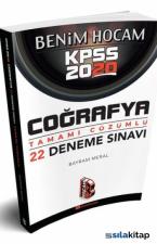 Benim Hocam Yayınları 2020 KPSS Coğrafya Tamamı Çözümlü 22 Deneme