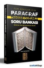 Benim Hocam Yayınları 2021 Tüm Adaylar Için Tamamı Çözümlü Paragraf Soru Bankası