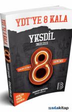 Benim Hocam Yayınları Tamamı Çözümlü Ydt - Yksdil 8 Deneme