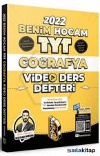 Benim Hocam Yayınları TYT Coğrafya Video Ders Notları 2022