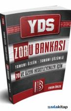 Benim Hocam YayınlarıYDS Tamamı Çözümlü Zoru Bankası