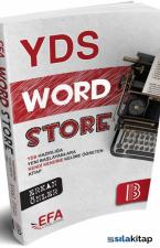 Benim Hocam Yayınları YDS Word Store (Efa Serisi)