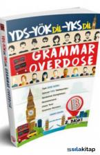 Benim Hocam Yayınları YDS Yökdil Yksdil Grammar Overdose