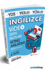 Benim Hocam YDS Yksdi̇l Yökdi̇l Video Ders Notları