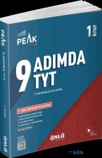 Best Peak 9 Adımda TYT Soru Bankası 1. Kitap