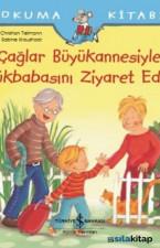 Çağlar Büyükannesiyle Büyükbabasını Ziyaret Ediyor-İlk Okuma Kitabım