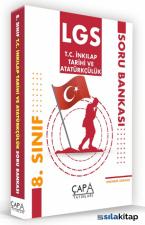 Çapa 8. Sınıf T.C. İnkılap Tarihi ve Atatürkçülük Soru Bankası