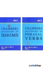Chambers Dictionary Of Phrasal Verbs + Chambers Dictionary Of Idioms