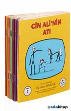Cin Ali Serisi (10 Kitap)