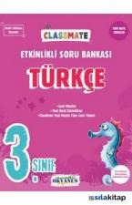 3. Sınıf Türkçe Classmate Etkinlikli Soru Bankası