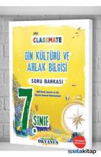 Classmate 7.Sınıf Di̇n Kültürü Soru Bankası