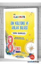 Classmate 8. Sınıf  Di̇n Kültürü Soru Bankası