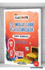 Classmate 8. Sınıf İnkılap Soru Bankası