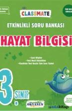 Classmate Etkinlikli Soru Bankası Hayat Bilgisi 3. Sınıf