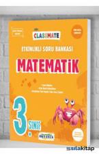 Classmate Etkinlikli Soru Bankası Matematik 3. Sınıf