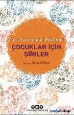 Çocuklar İçin Şiirler-Türk Yazınından Seçilmiş