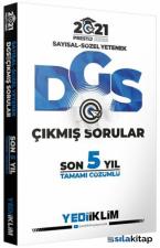 DGS 2021 Prestij Serisi Tamamı Çözümlü Son 5 Yıl Çıkmış Sorular