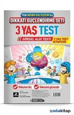 Dikkati Güçlendirme Seti 3 Yaş Test