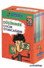 Filozof Çocuk Seti-20 Kitap Takım