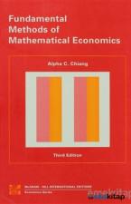 Fundamental Methods Of Mathematical Economics 3 Edition