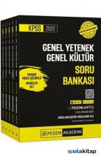 Genel Yetenek Genel Kültür Soru Bankası Set