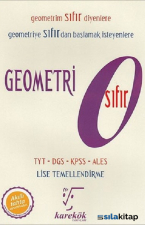Geometri Sıfır TYT KPSS ALES