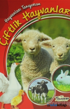 Hayvanları Tanıyorum - Çiftlik Hayvanları
