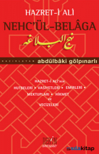 Hazret-i Ali Nehcül-Belaga