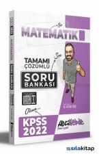 Hocawebde Yayınları 2022 KPSS Matematik Tamamı Çözümlü Soru Bankası