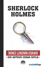 İkinci Lekenin Esrarı-Sherlock Holmes