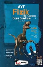Kafadengi AYT Fizik Soru Bankası 1.Kitap-Orta ve İleri Düzey