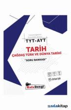 Kafadengi TYT AYT Tarih Çağdaş Türk ve Dünya Tarihi Soru Bankası