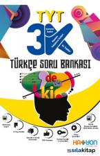 Katyon TYT 3K Türkçe Soru Bankası