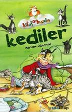 Kediler-Kitap Kurdu