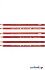 Kırmızı Kopya Kalemi Faber Castell
