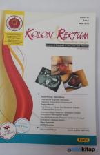 Kolon & Rektum Hastalıkları Dergisi Volüm : 23 / Sayı : 1 / Mart 2013