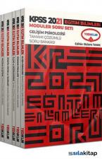 KPSS 2021 Eğitim Bilimleri Gelişim Psikolojisi Modüler Soru Seti