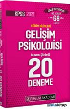 KPSS 2021 Eğitim Bilimleri Gelişim Psikolojisi Tamamı Çözümlü 20'li Deneme