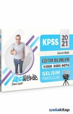 KPSS 2021 Eğitim Bilimleri Video Ders Notları Gelişim Psikolojisi
