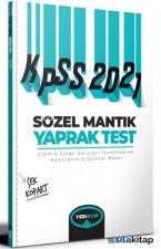 KPSS 2021 Sözel Mantık Yaprak Test