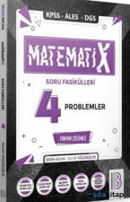 KPSS ALES DGS Matematix Soru Fasikülleri 4