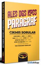 KPSS ALES DGS Paragraf Çıkmış Sorular