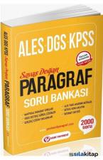 KPSS/ALES/DGS Paragraf Soru Bankası