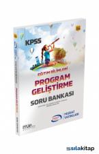 KPSS Eğitim Bilimleri Program Geliştirme Soru Bankası