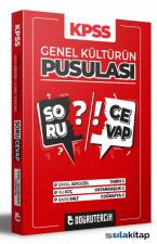 KPSS Genel Kültürün Pusulası Soru Cevap