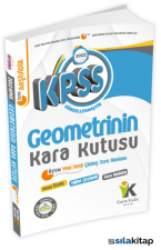 KPSS Geometrinin Kara Kutusu Tamamı Çözümlü Soru Bankası
