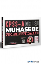 Kpss A Grubu Muhasebe Video Ders Notları